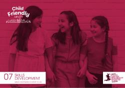 Skills Development document image cover