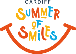 Cardiff Summer of Smiles Festival logo