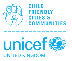 Unicef Child Friendly City logo