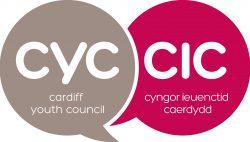 Cardiff Youth Council logo - Cyngor Ieuenctid Caerdydd